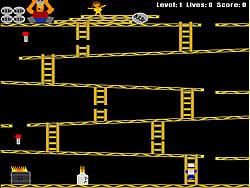 Alkie Kong oyunu