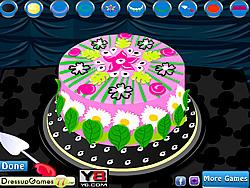 Играть бесплатно в игру Flower Cake