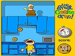 Great Cookie oyunu