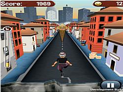 juego Angry Gran Run
