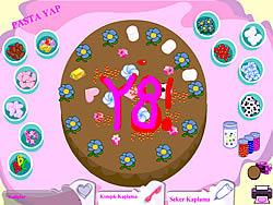 Играть бесплатно в игру Cake Decoration