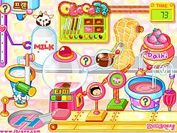 Sue Chocolate Candy Maker oyunu
