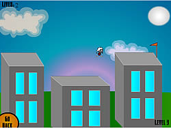 Gioca gratuitamente a Roof Jumping