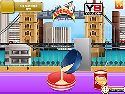 Играть бесплатно в игру London Gingerbread Cookies