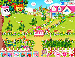 Permainan Sue Gardening