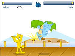 juego Kucing Fighter