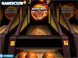 Baskertball Championship game