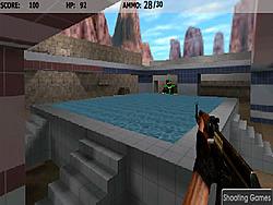 Permainan Counter Strike Day Dare
