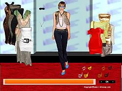 Hilary Duff Dress up 2