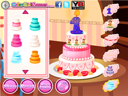 Baby's First Cake game