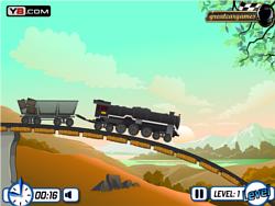 Freight Train Mania spel