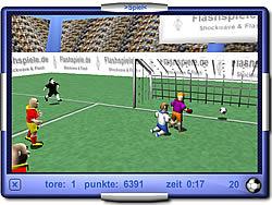 Jogar jogo grátis Football 3D