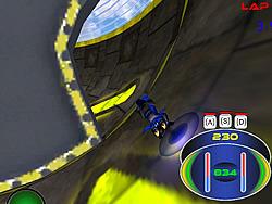 Permainan Gauntlet Racing