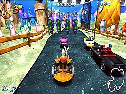 juego Nick Racers Revolution