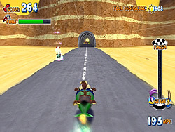 juego Coyote's Chase