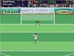 Jogar jogo grátis Penalty Fever
