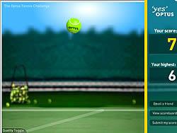 Permainan Optus Tennis Challenge