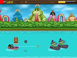 Gioca gratuitamente a Rainbow Monkey Rundown