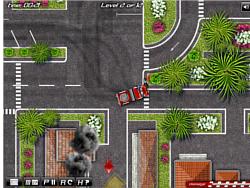 FireTrucks Driver game