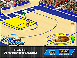 HotShot Hoops game