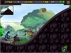 Permainan Avatar Bmx Racing