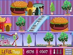 Bratz Babyz: Mall Crawl game
