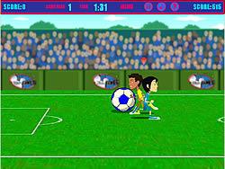 Jogar jogo grátis Super Soccer