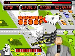 Permainan Tornado Button Smashing