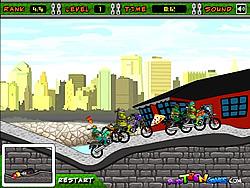 Permainan Turtles Racing