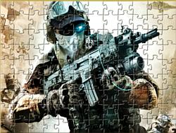 Permainan Urban Soldier Jigsaw