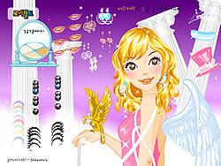 Angel Fashion game