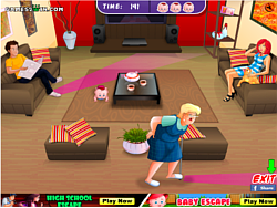 Baby Escape game