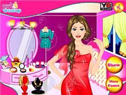 Jucați jocuri gratuite Barbi's Surprise Birthday Party