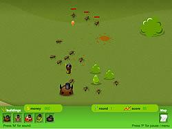 Backyard Buzzing game