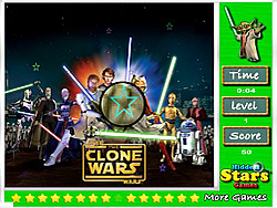 Star Wars Hidden Stars game