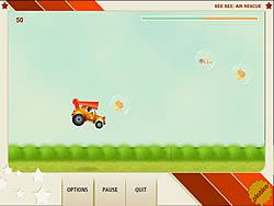 Bee Bee Air Rescue oyunu