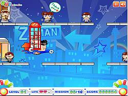 Permainan Z-Man 707