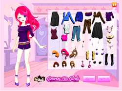 Bella Dress Up لعبة