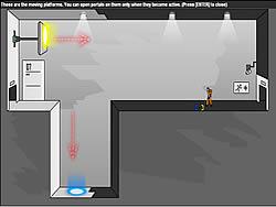 Portal: The Flash Version oyunu