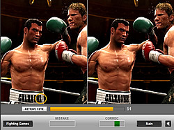 Strongest Boxing Shots game
