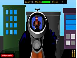 Permainan Sniper Code Terror