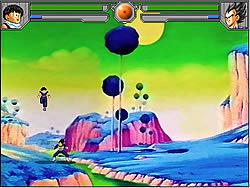 Maglaro ng libreng laro Dragonball Z Tournament