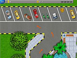 Permainan Parking Mania Game