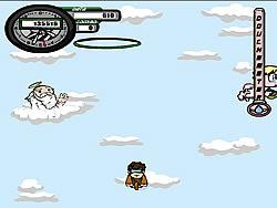 Gioca gratuitamente a Douche Monkey Astronaut