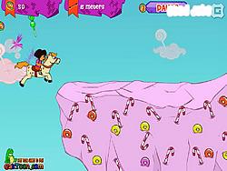 Jucați jocuri gratuite Dora And Unicorn