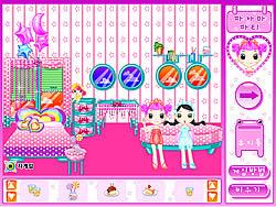 My First Party Decor oyunu