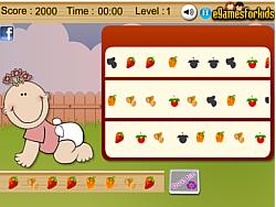 Baby Fruit Fun game