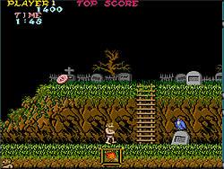 Ghost 'n Goblins game