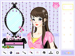 Cosmetics Make Up game