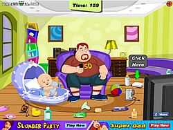 Permainan Super Dad